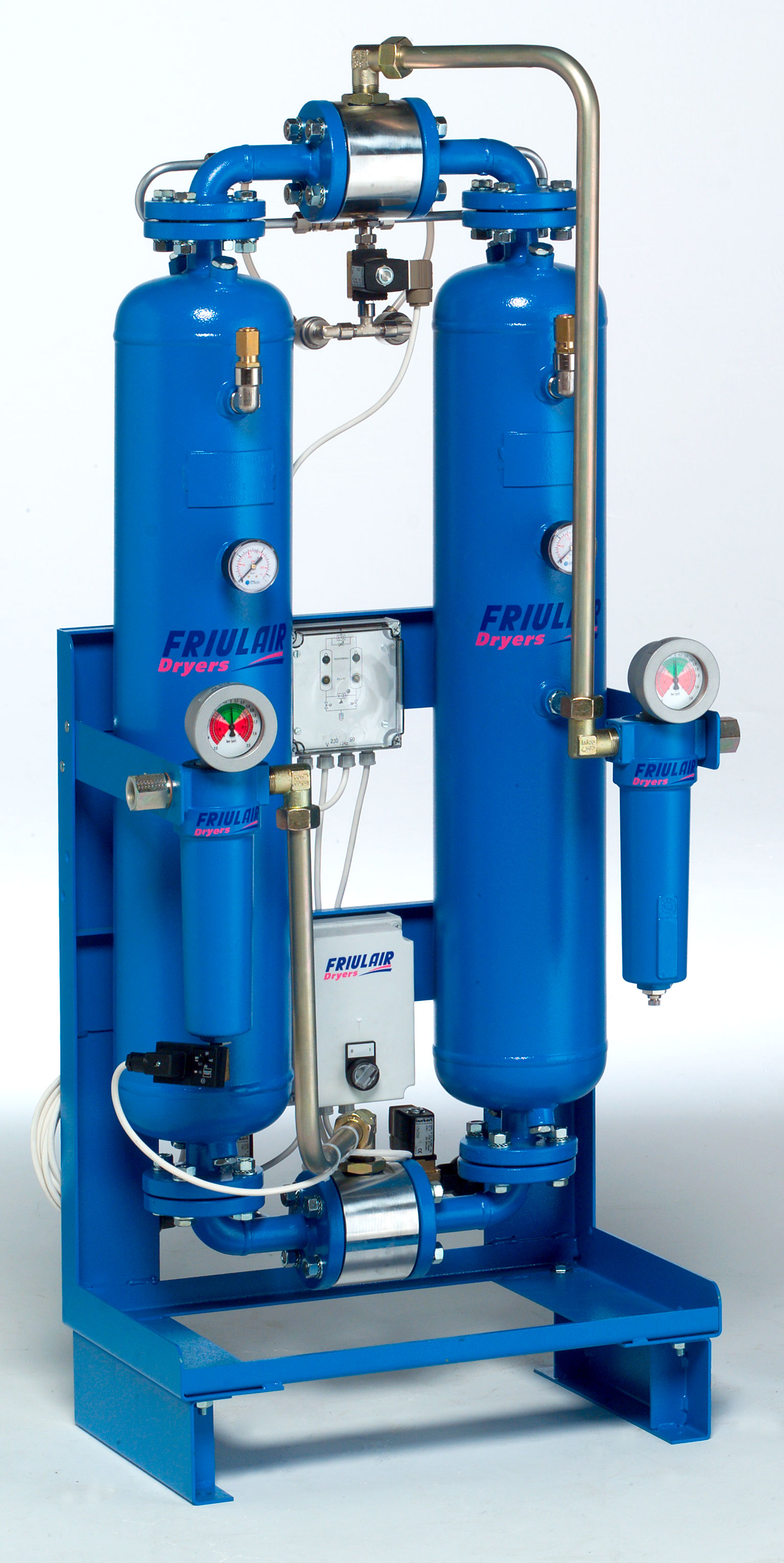 Air Drying Units : Drymec compressed air dryers