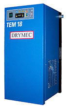 TEM 18 Refrigeration type dryer